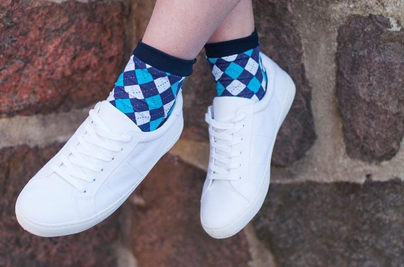 Socken nähen, Nähblog, DIY, Wie näht man, Sockenliebe