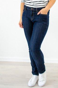 Jeans nähen mit dem Schnittmuster Jeans #sewclassic.
