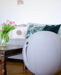 Ballbezug nähen Nähanleitung für Möbelstück